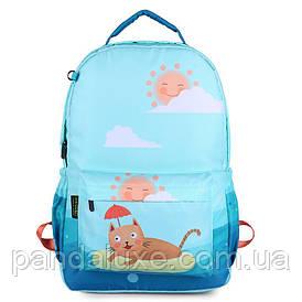 Підлітковий Рюкзак Кіт на пляжі ViViSECRET