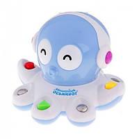 Игра 7286 Волшебный осьминог с музыкальными и  световыми эффектами Joy Toy