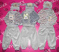 6cc79b726bf1 Детский велюровый костюм с ушками оптом в Украине. Сравнить цены ...