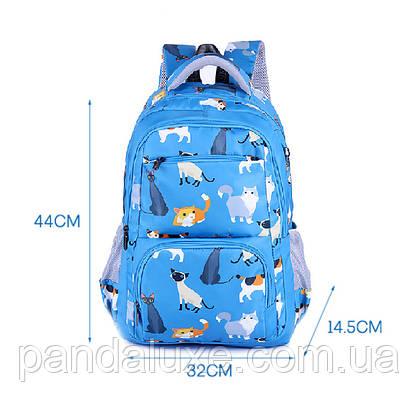 Рюкзак подростковый школьный Осень, фото 3
