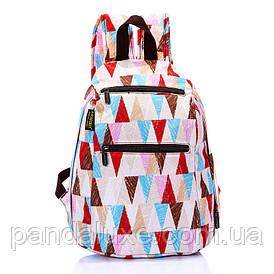 Підлітковий Рюкзак Трикутники ViViSECRET