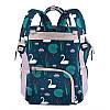 Женский рюкзак сумка Цветы ViViSECRET, фото 6