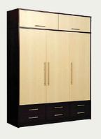 Шкаф 3х-дверный Комфорт