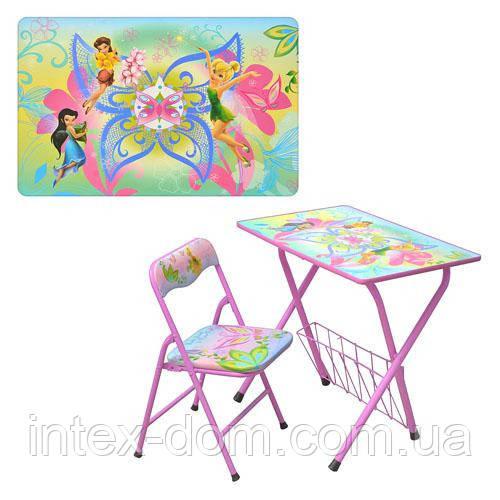 Детская парта DT 20-2 – столик со стульчиком Феи
