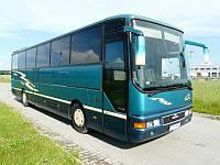 Стекло автобуса лобовое MAN A 03 Lionstar