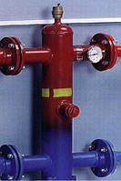 Гидравлический выравниватель (гидрострелка) ГП 150-300