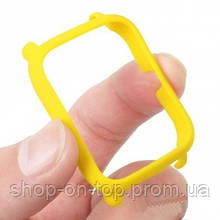Накладка на часы Amazfit Bip Face cover Yellow