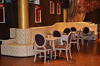 Изготовление мебели для ресторанов на заказ Одесса