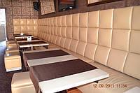 Мягкая мебель для кафе и ресторанов в Одессе на заказ