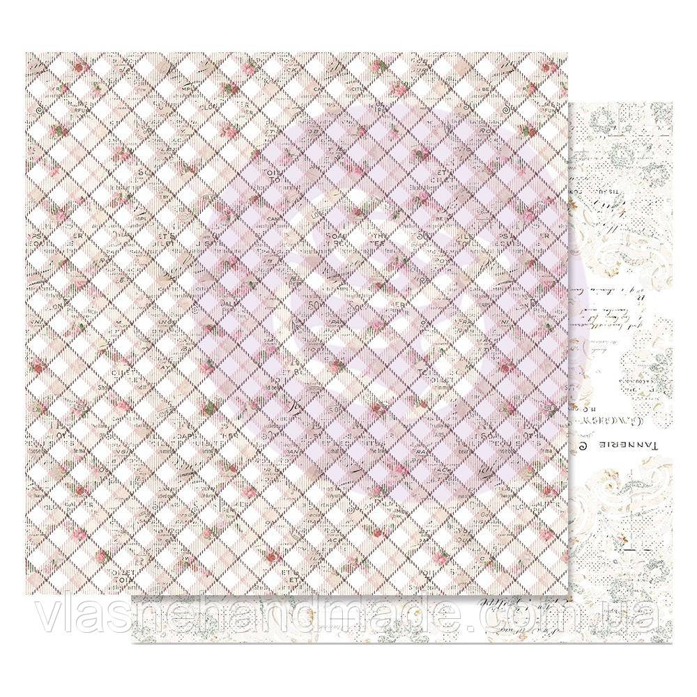 Папір двосторонній - Hidden Truth - Lavender Frost - Prima Marketing - 30x30