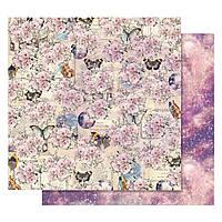 Папір двосторонній - Love Constellations - Moon Child - Prima Marketing - 30x30