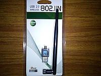 Антенна Wi-Fi. USB Wi-Fi адаптер RT7601 (5dBi)