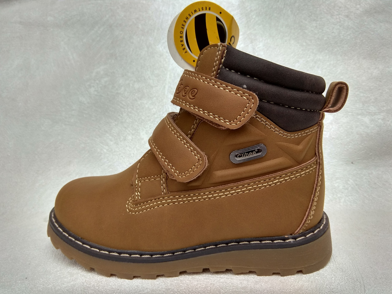 4f862ea5a90e44 Зимние ботинки для мальчиков Clibee (р.26-31), цена 395,49 грн ...