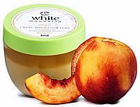 Скраб-масло для тела органический Эластичность и омоложение кожи White Mandarin (серия Цитрус) 250мл