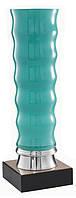 Niesztampowy в морском цвете ваза спортивный на соревнования - 2054A - H 38 см. диаметр 10 см.