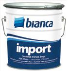 Краска алкидная глянцевая Import Bianca , 15 л