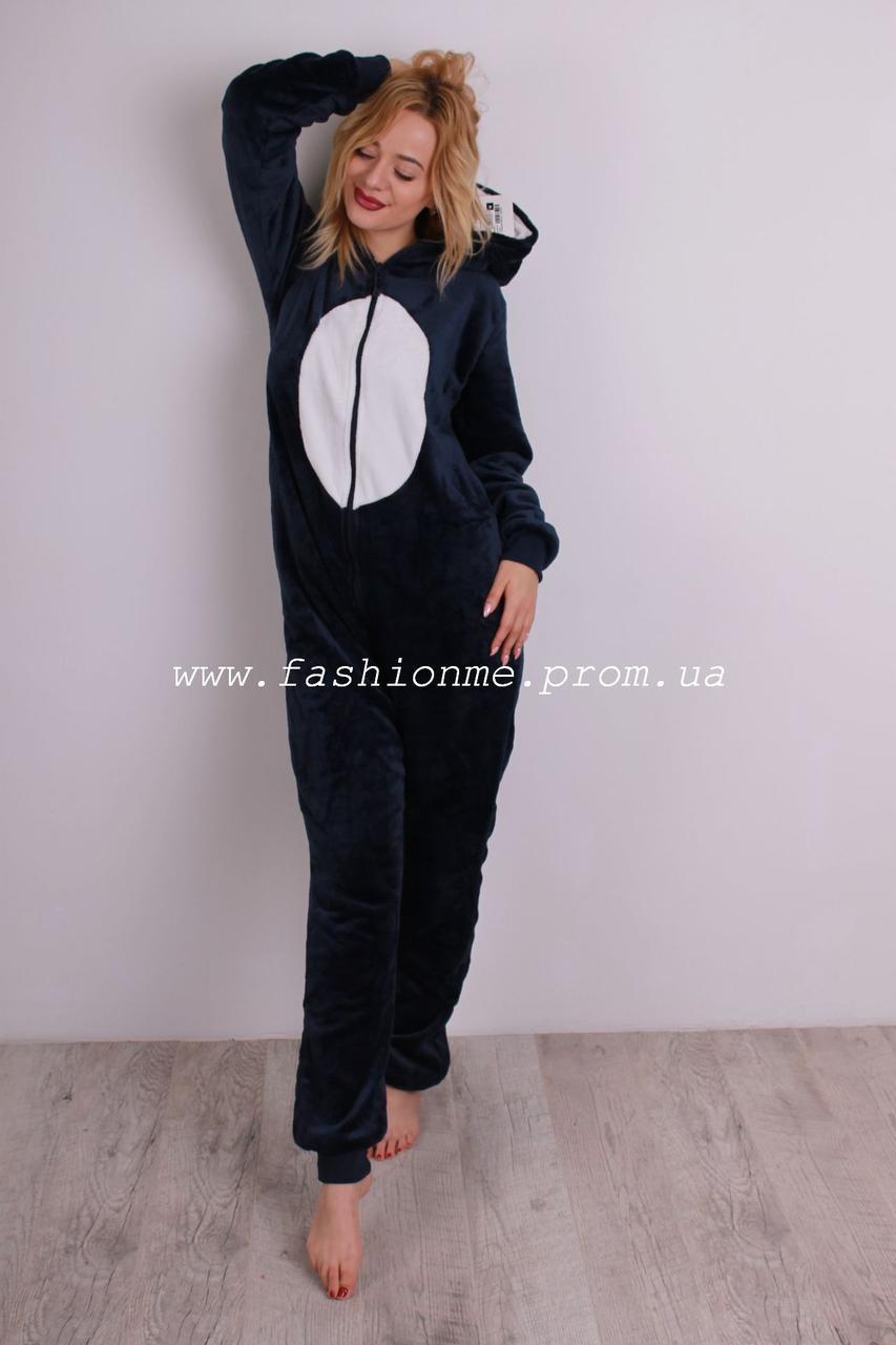 76e806d6646c8 Пижама Кигуруми Пингвин оригинальная мягкая и теплая - Модные вещи оптом и  в розницу
