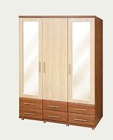 Шкаф 3х-дверный Дебют
