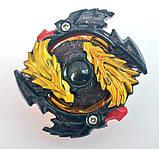 Игрушка-Волчок Бейблейд Взрыв BEYBLADE BURST Lost Longinus Gold Dragon Луинор Золотой Дракон реверсный В00-L, фото 5