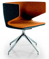 Вращающиеся кресло Г-на. Джонс в кабинет - Gierre - 713 - P (натуральная кожа)