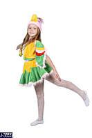 Детский карнавальный костюм - Попугай девочка