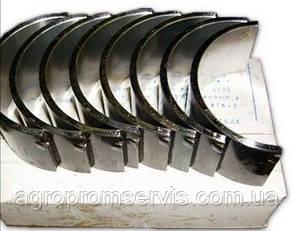 Вкладыши коленвала Т-40 (Д-144) комплект (корень и шатун), фото 2