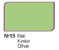 """Колер концентрат ТМ """"Зебра"""" киви 13"""