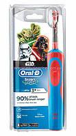 Зубная щетка BRAUN D 12.513K Oral-B Kids Star Wars