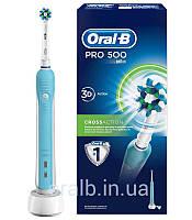 Зубная щетка BRAUN Oral-B Cross Action PRO 500