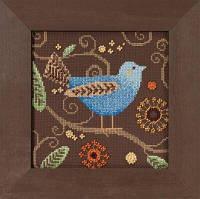 Набор для вышивки Blue Bird Mill Hill