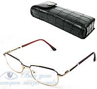 Очки для зрения с диоптриями + - (линзы стекло) Код 297 d358cf3910f3f