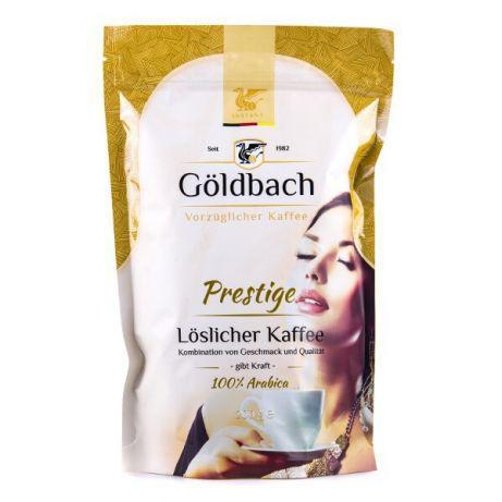 Кофе растворимый Goldbach Prestige, 200г (пакет)