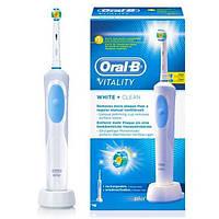 Зубная щетка Braun Oral-B Vitality 3D White D12.513, фото 1