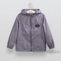 Куртка для мальчика Bembi КТ163 серая 122 095dca74d414e