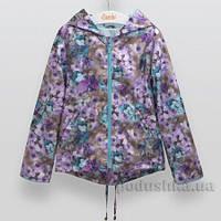 Куртка для девочки Bembi КТ164 фиолетовая 134 b7fa778faa133