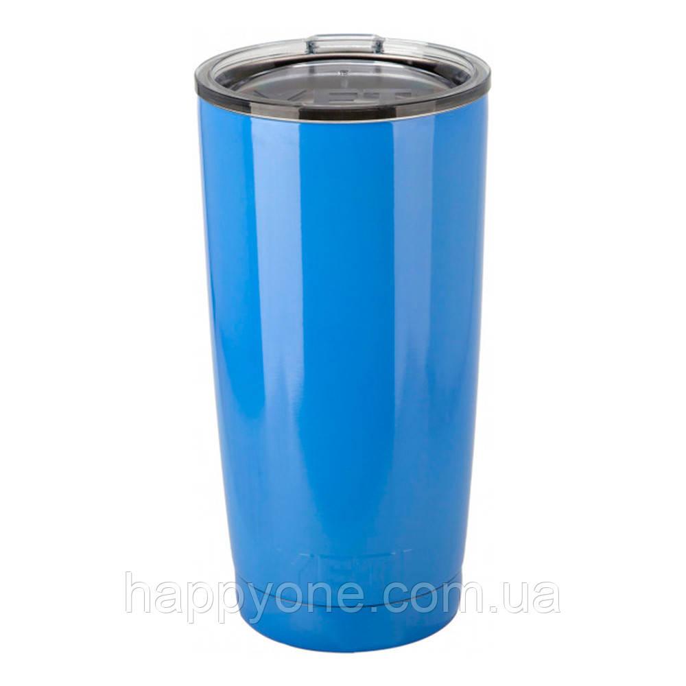 Термокружка YETI Rambler Tumbler (590 мл) синяя