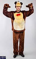 Взрослый карнавальный костюм - Медведь