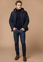 Braggart Dress Code 30538 | Зимняя мужская куртка синяя, фото 2