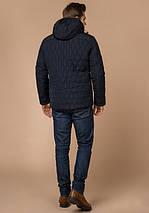 Braggart Dress Code 30538 | Зимняя мужская куртка синяя, фото 3