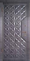 """Входная дверь для улицы """"Портала"""" (Премиум Vinorit) ― модель Граф 4"""