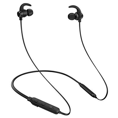 Магнитные Bluetooth наушники беспроводные 4.1 с микрофоном