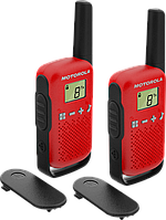 Motorola Рации Motorola TALKABOUT T42 RED TWIN PACK