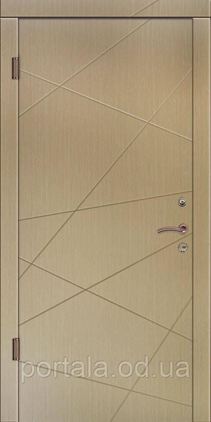 """Входная дверь """"Портала"""" (серия Премиум) ― модель Грация 2"""