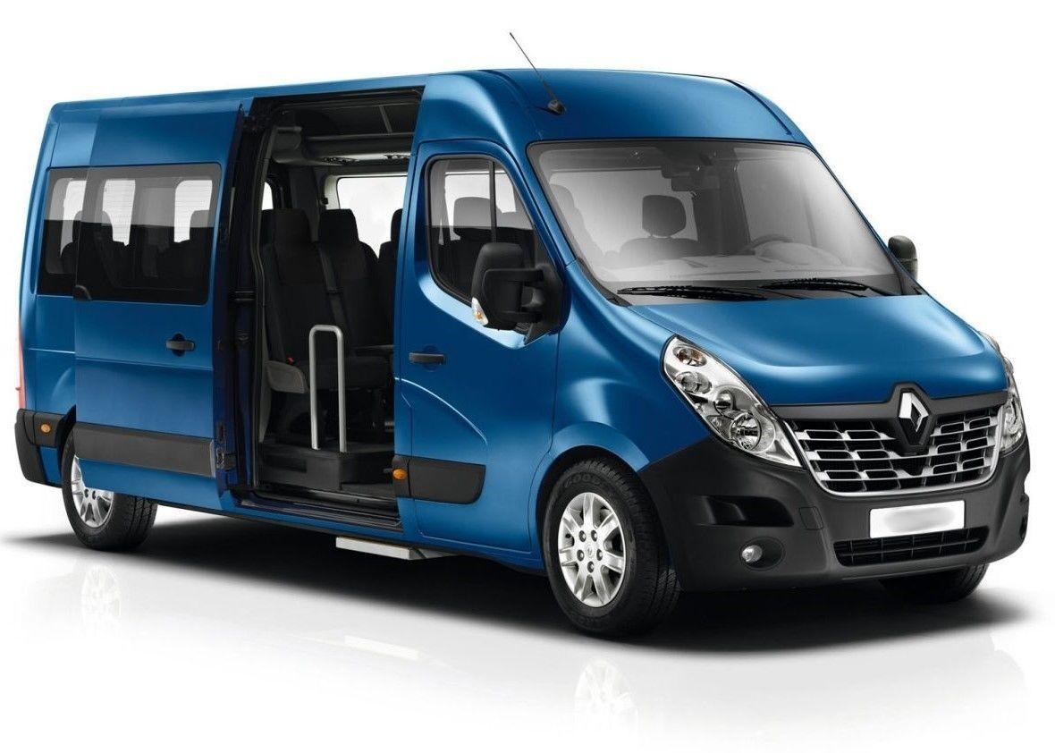 Лобовое стекло на Renault Master, Opel Movano B, Nissan NV400 (2010-)