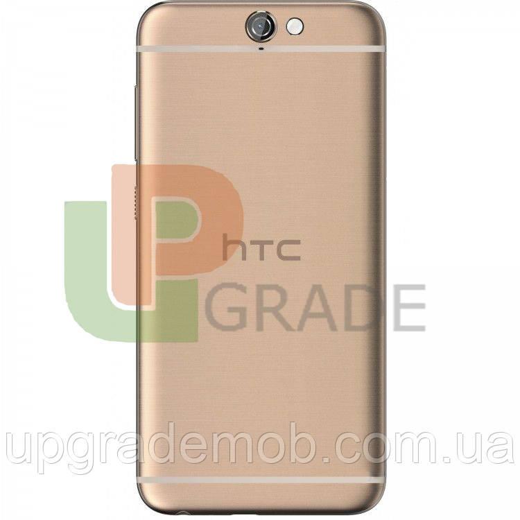 Задняя крышка HTC One A9 золотистая Topaz Gold оригинал