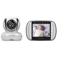 Motorola MBP36S Видеоняня MOTOROLA с роботизированной камерой