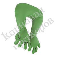 Подушка мужское плечо (зеленое), фото 1