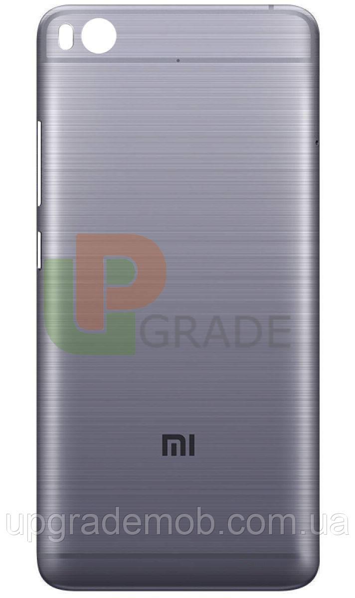Задня кришка Xiaomi Mi5s, сіра, оригінал