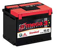 Автомобильный аккумулятор A-MEGA Standart (M3) 6ст - 60 Ah 540 A (+слева)