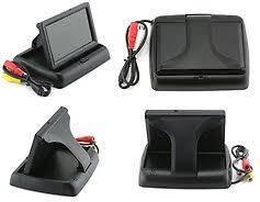 Монитор для камеры заднего вида складной 5